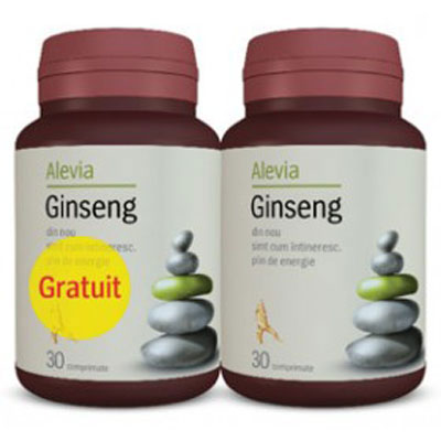 GINSENG 30cps+30cps