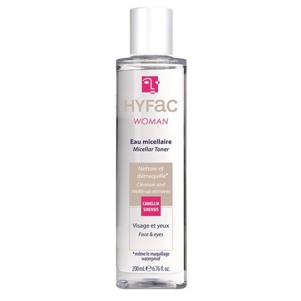 Hyfac Woman Apa micelara 200ml
