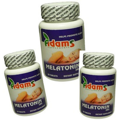 Adams MELATONINA 50TBL (2+1)
